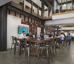 Detroit Labs' offices by Kraemer Design Group