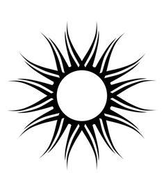 tribal sun by ~Hitmanrulzs22 on deviantART