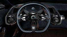 concept Aston Martin | Aston Martin Debuts All-Electric, AWD DBX Concept