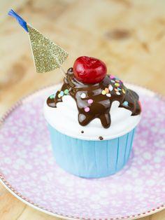 Objetivo: Cupcake Perfecto.: Cupcakes de chocolate intenso y súper sorteo con Viaggio Espresso!!!