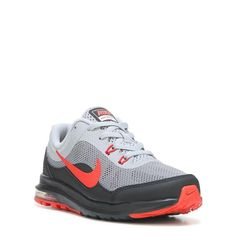 Nike Kids' Air Max Dynasty 2 Running Shoe Preschool Shoes (Wolf Grey/Max