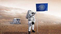 Así es la bandera que aspira a representar a la Tierra en otros planetas http://w.abc.es/naf4wf