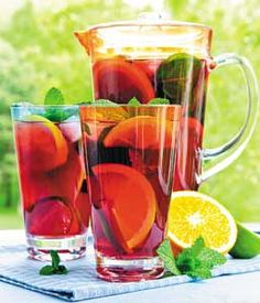 spanish sangria | Shaken With A Twist