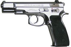 CZ 75 B High Polished Stainless Steel Handgun Find our speedloader now! http://www.amazon.com/shops/raeind
