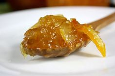 Since it is a citrus orchard...  Orange Cinnamon Marmalade... wedding favor... also use in an appetizer during cocktails or worked into dinner,