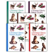 Christian Liberty Nature Reader Pack, 5 Volumes, Second Edition   - we love these nature readers!