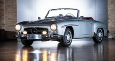 1958 Mercedes-Benz SL 190 – 190 SL Roadster