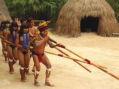 Amazon tribes.