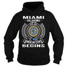 Miami, Oklahoma Its Where My Story Begins