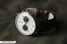 Картинки по запросу ESQ-mens-Chronograph-watch-by-Movado-Panda-dial