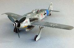 Hasegawa Fw 190 A-8 1/32