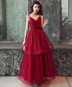 Blue Homecoming Dresses, Straps Prom Dresses, Cheap Prom Dresses, Stylish Dresses, Long Dresses, Formal Dresses, Elegant Dresses, Wedding Dresses, Burgundy Evening Dress