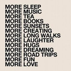 For 2015 and the rest of my life, although i don't know if its possible to roadtrip anymore than i did this year...