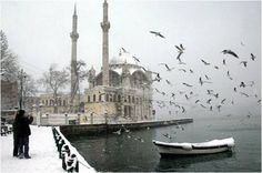 Resultado de imagen para istanbul winter