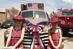 Arroyo Seco Fourth of July Parade