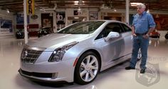 Jay Leno DRIVES The All-New 2014 Cadillac ELR — Can YOU Think Of ONE Reason To Buy It OVER The Volt?