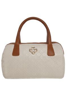 Bolsa Capodarte Mini Branca - Compre Agora | Dafiti