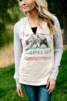 Love Bear Long Sleeve Hoodie Sweatshirts
