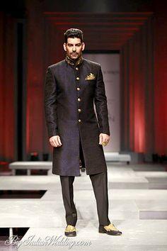Shantanu Nikhil designer collection for grooms