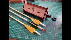 Ok Yapımı / Tüy Yapıştırma Aparatı #fletchingjig #arrowmaking #okyapımı #tipsmemasangvanes Office Supplies, Pencil, Youtube, Youtubers, Youtube Movies