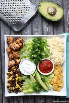 Santa Fe Chicken Salad http://bit.ly/1OsNTFP
