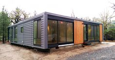 1 Story 1600SF Shipping Container Home Project Show