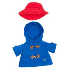 Build-A-Bear Workshop-United Kingdom: Paddington Bear™ Coat & Hat Set