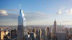 SL Green breaks ground on ambitious new spire near Grand Central Terminal | Crain's New York Business