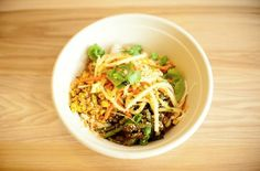 Enjoy local eats at Shophouse, next to PerSei apartments
