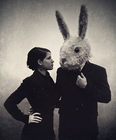 """rabbit tale II"" by SuzyTheButcher"
