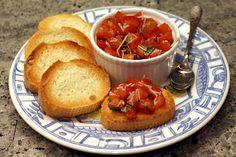 The Baker's Mann: Bruschetta
