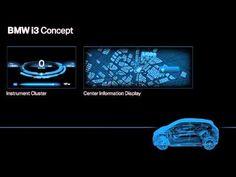 ▶ BMW i3 Concept -- Interface design. - YouTube