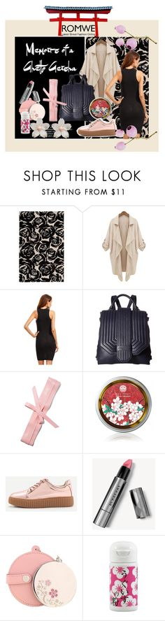 """""""Ronwe Memoirs of a ghetto geisha"""" by dudettelucy on Polyvore featuring Kate Spade, Liebeskind, New York & Company and Burberry"""