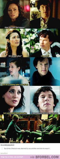 Sherlock, Oh Sherlock…
