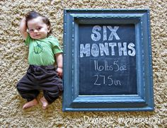 keeping track of baby's growth