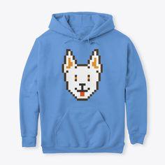 Dog Design, Hoodies, Sweatshirts, Graphic Sweatshirt, Cute, Sweaters, Fashion, Moda, La Mode
