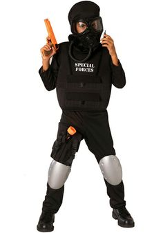 Special Forces Costume - Child - General Kids Costumes at Escapade™ UK - Escapade Fancy Dress on Twitter: @Escapade_UK