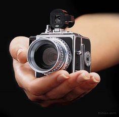 minox: hasselblad mini camera