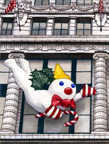 You're not from Nola if you don't know who Mr. Bingle is!