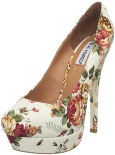 Floral Pumps: Hot or Not?   LUUUX