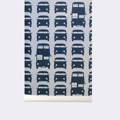 hora punta azul petróleo | telas & papel