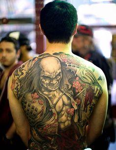 50 Amazing Japanese tattoo designs ~ Webzetalk