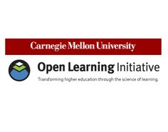 Carnegie Mellon's free online courses, part of their Open Learning Initiative