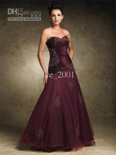 Wholesale 2012custom made sweetheart mother of the bride dresses long sleeve jacket formal evening gown M144, Free shipping, $95.2-112.0/Piece   DHgate