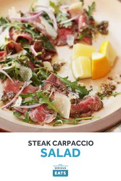 Carpaccio, in its ideal form.