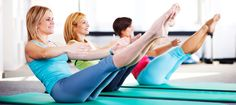 Join in on the fun stretching and strengthening pelvic floor and core muscles...Learn more.