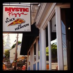 Mystic Pizza: Mystic, CT...oh don't make me miss you so much :/