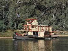 Image result for paddle steamers Murray River, Driftwood Projects, Cloud City, Timber Deck, Paddle Boat, Old Boats, Vintage Photos, Photo Galleries, Steamers