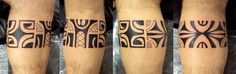 (2ª Parte - Finalizada) Tatuagem / Maori / Tribal / Polinésia / Faixa / Perna / Tattoo / Polynesian / Band / Leg #studio900 #crismaia