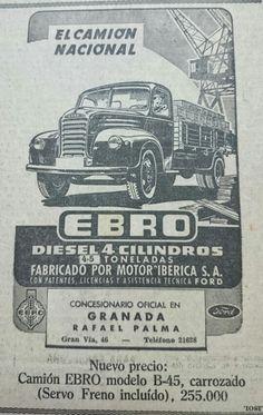 #Ebro #Camiones  #Publicidad